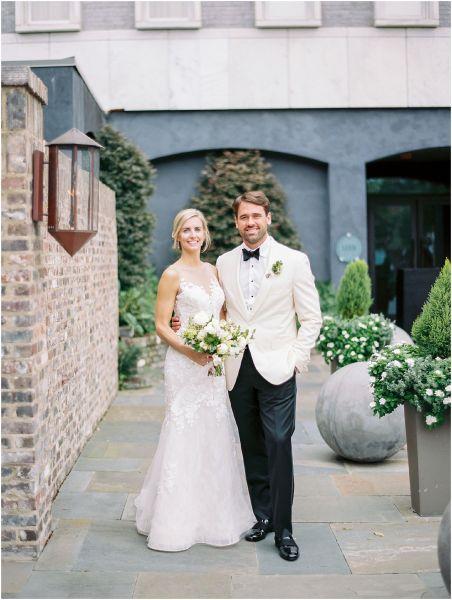 Cannon Green Wedding