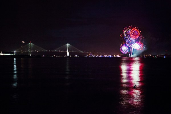 Where to Watch Fourth of July Fireworks in Charleston