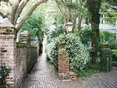9 Secret Alleyways in Charleston