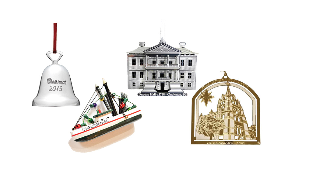 Where to Purchase Ornaments in Charleston this Christmas