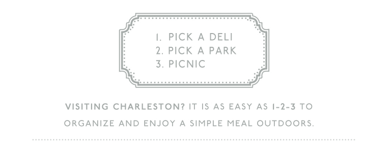 Pick a Deli in Charleston