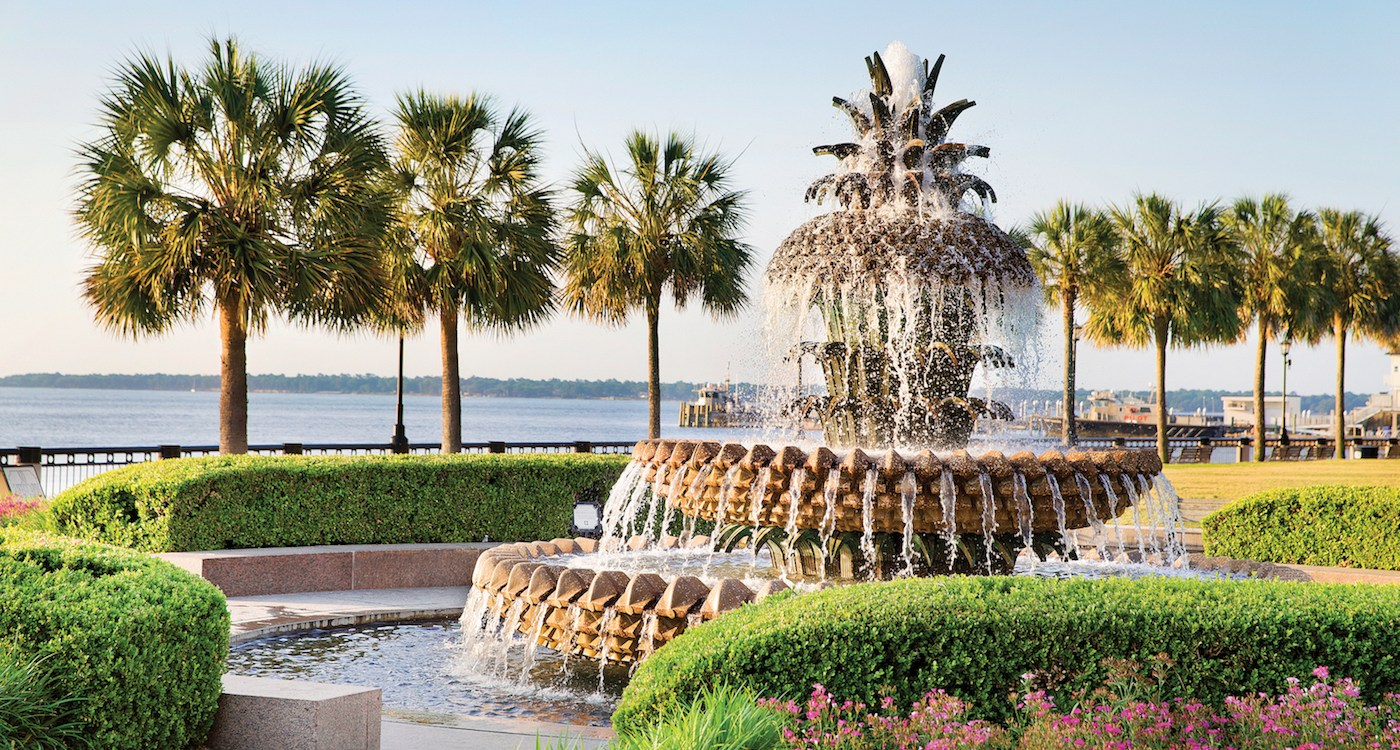 9 of the Most Photographed Spots in Charleston