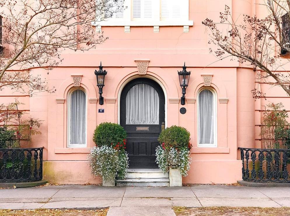 The Doors of Charleston