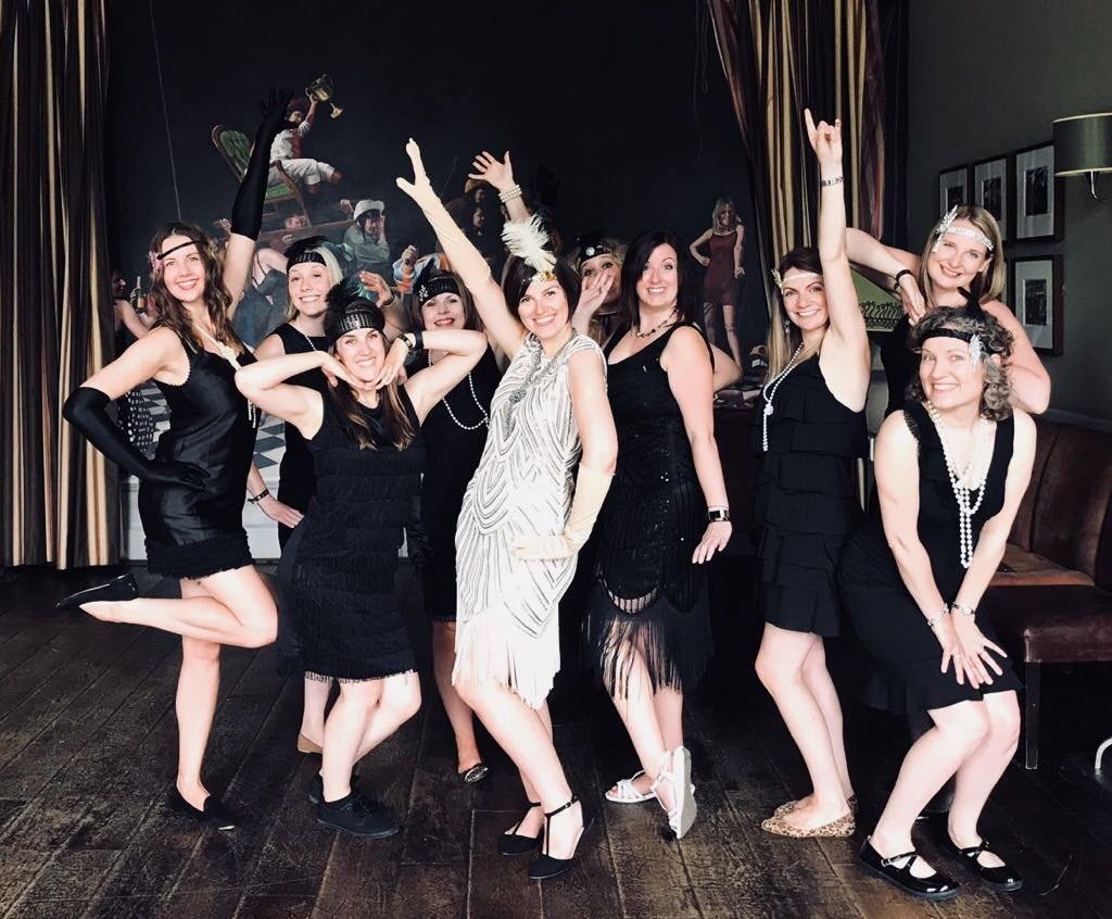 1920s charleston dance classes