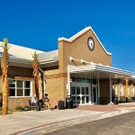 The new Charleston Intermodal Facility in North Charleston, SC