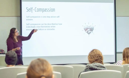 Erin McCance, CSU Counseling Services intern, talks about mental health for musicians