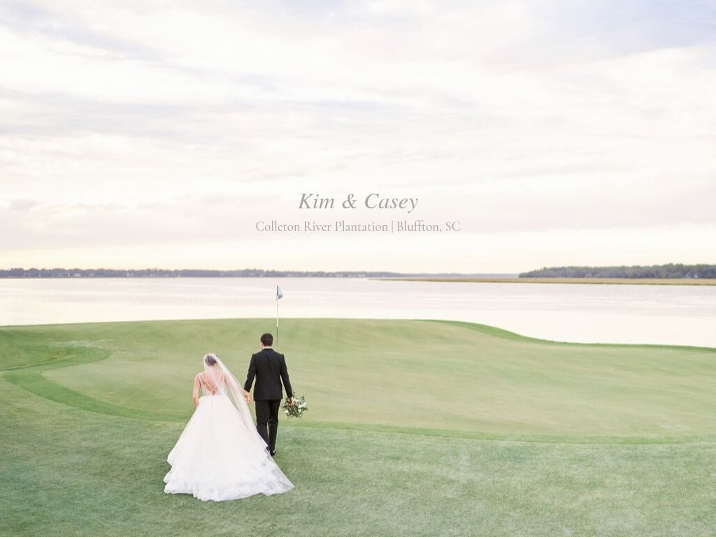Colleton River Plantation Wedding