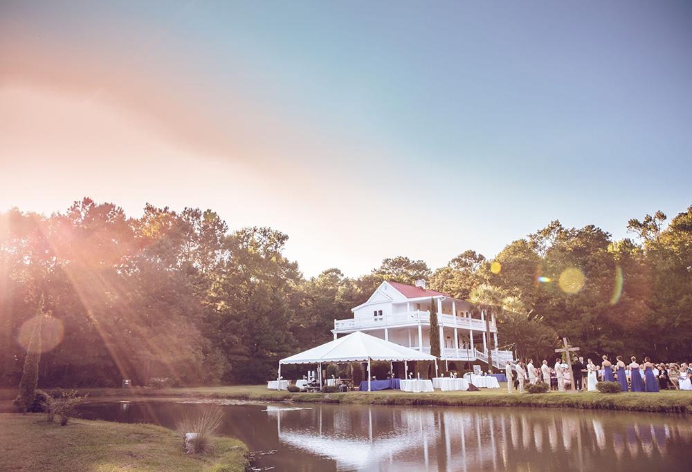 Old Wide Awake Plantation  Charleston Wedding Photography