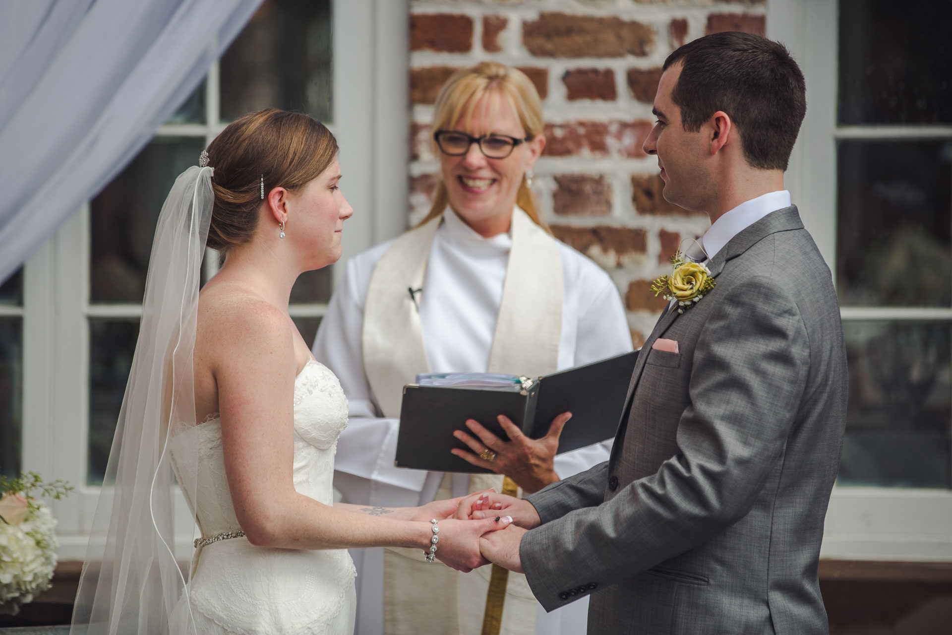 Officiant Wedding Vows
