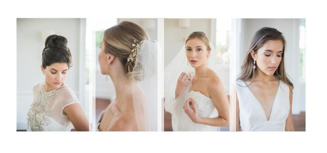hair & makeup - charleston weddings