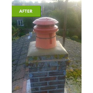 Chimney Pot & Cowling