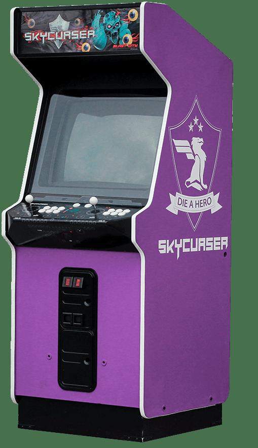 First Arcade cab