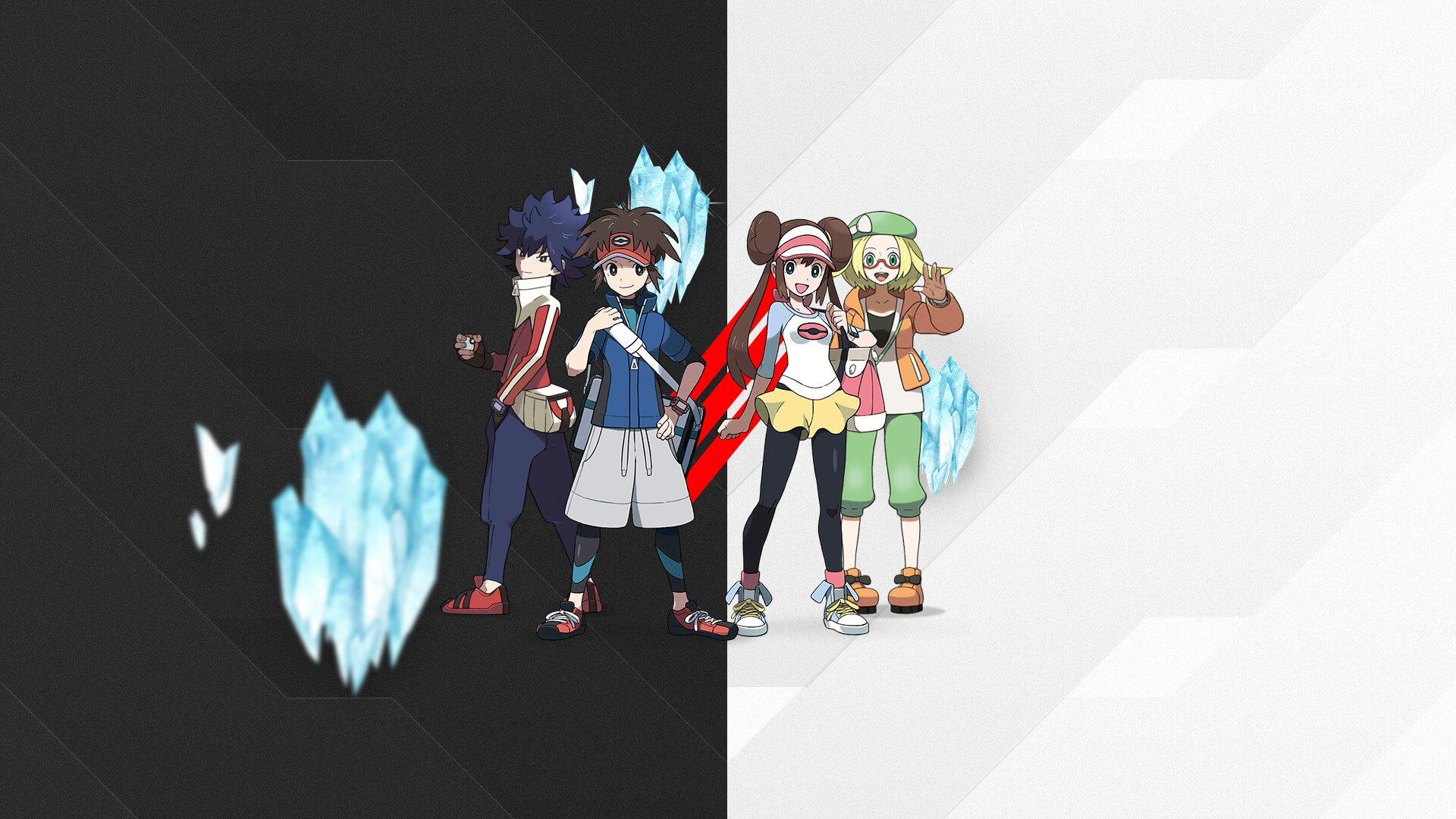 Pokémon Black & White v2