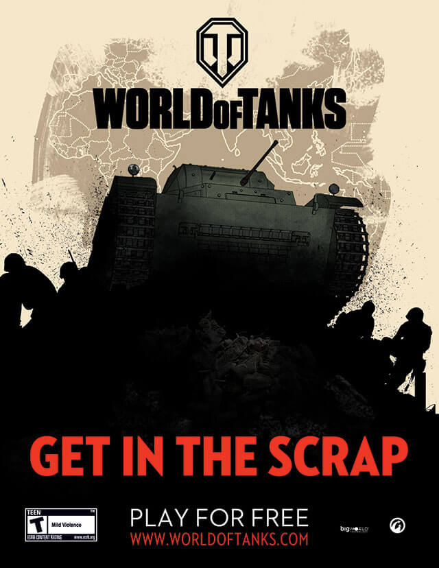 World of Tanks Spec 2