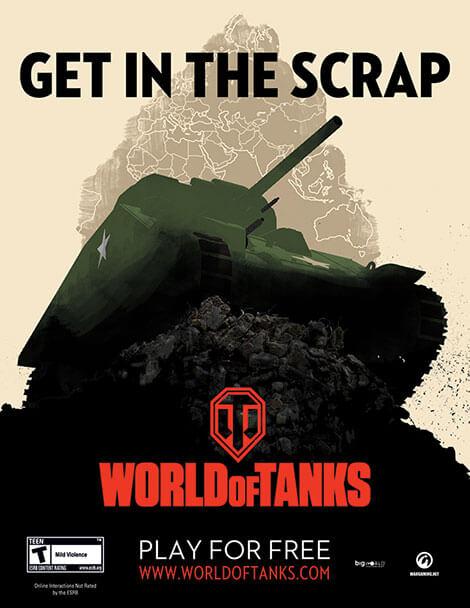 World of Tanks Spec 3