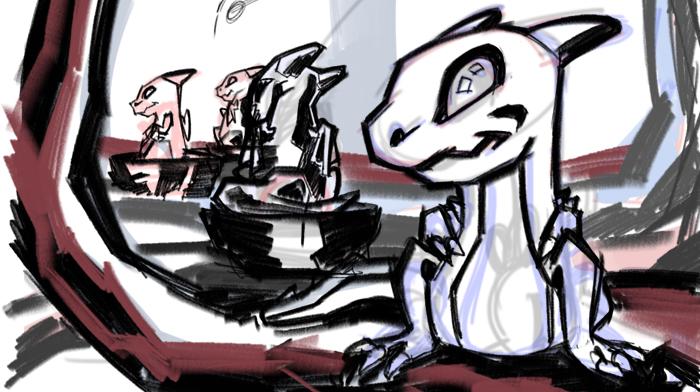 story-sketch