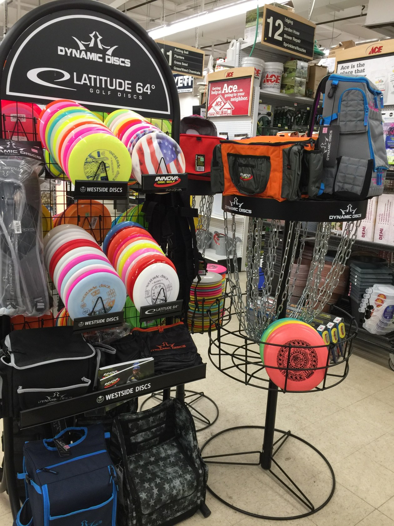 Latitude 64, Disc Golf