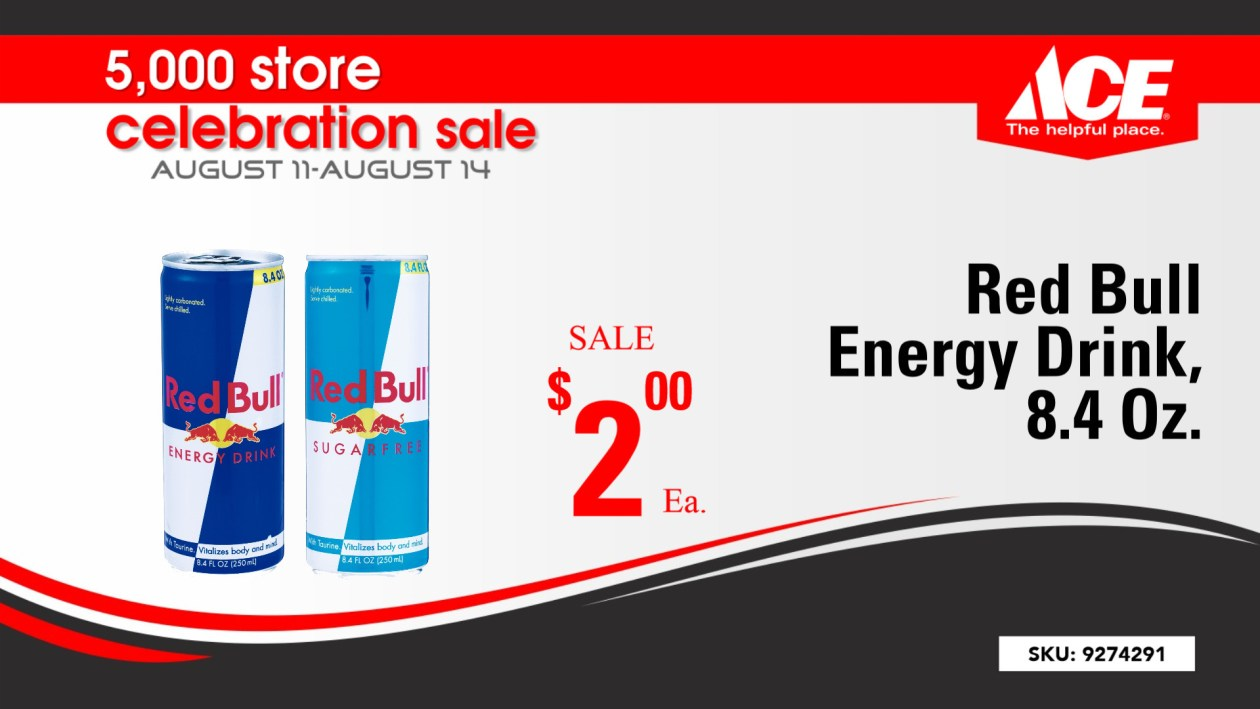 come celebrate ace hardware u0027s 5000 store celebration with our huge