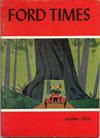 Ford Times   October 1952   Charley Harper Prints   For Sale