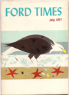 Ford Times   June 1957   Charley Harper Prints   For Sale