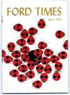 Ford Times   April 1959   Charley Harper Prints   For Sale