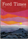 Ford Times   June 1962   Charley Harper Prints   For Sale