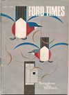 Ford Times   May 1973   Charley Harper Prints   For Sale