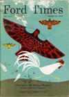 Ford Times   March 1962   Charley Harper Prints   For Sale