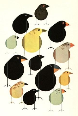 Charley Harper Prints | Charley Harper Artist Profiles