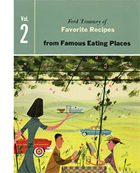 Ford Treasury of Favorite Recipes from Famous Eating Places | Charley Harper Prints | For Sale