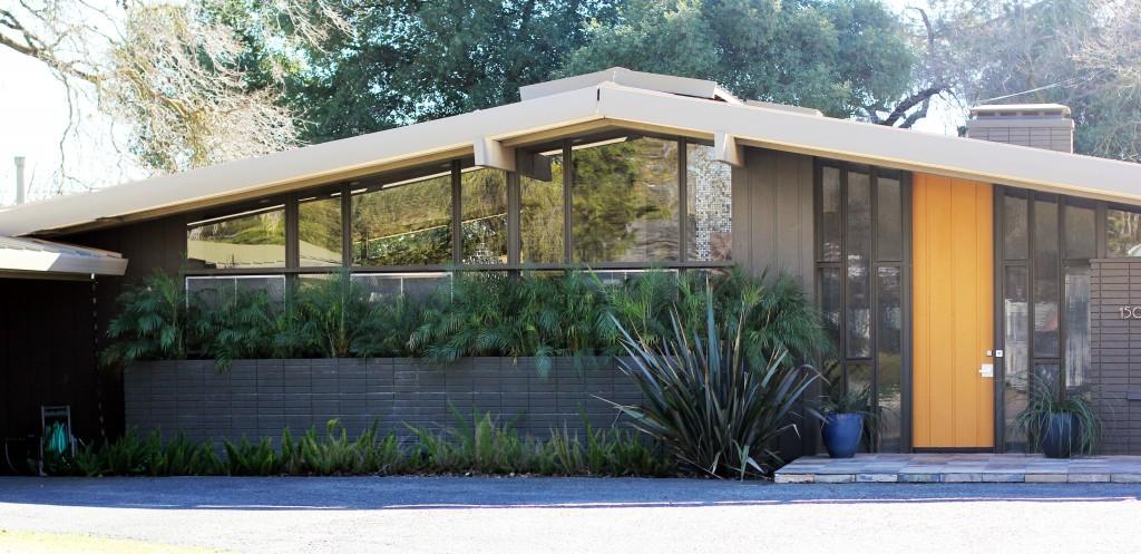 mcm home sacramento sotr mid century modern home exterior courtesy