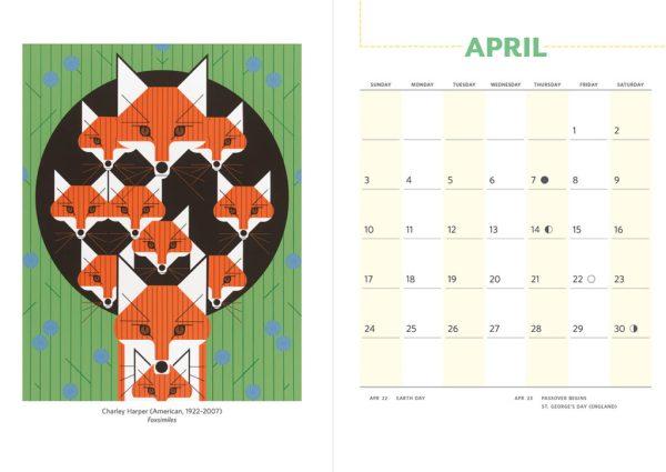 7 Benefits of a Charley Harper Calendar