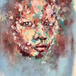 Caribbean Rust by Charley Jones