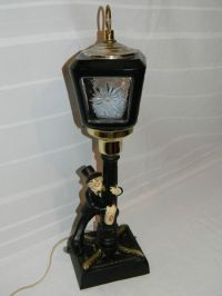 I Have An Old Charlie Chaplin Lamp With The Turn Key Music ...