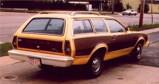 The 1980's Ford Pinto looked the part of a family car but was a piece of junk!