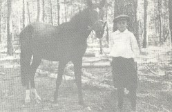 James Clarence Parnell, 1915, Near Warren, Arkansas, Grand Uncle, Clarence-Parnell-1915.jpg