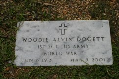 Alvin Doggett (Military)