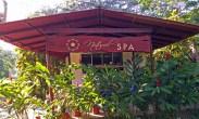 Spa where I had 2 massages