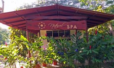 Spa where I had 2 massages