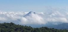 Arenal Volcano Seen from Santa Elena
