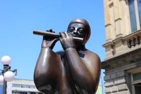 The Flutist at Teatro Nacional