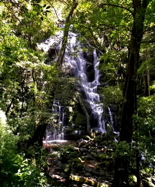 Pailas Seasonal Waterfall
