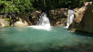 Chorreras Waterfall.