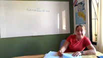 My Classroom & Teacher, Ana.