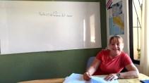 My Classroom & Teacher, Ana.