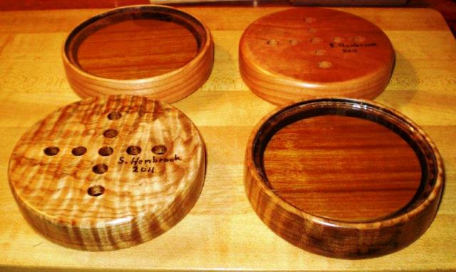Set of Willow Ridge Pot Calls