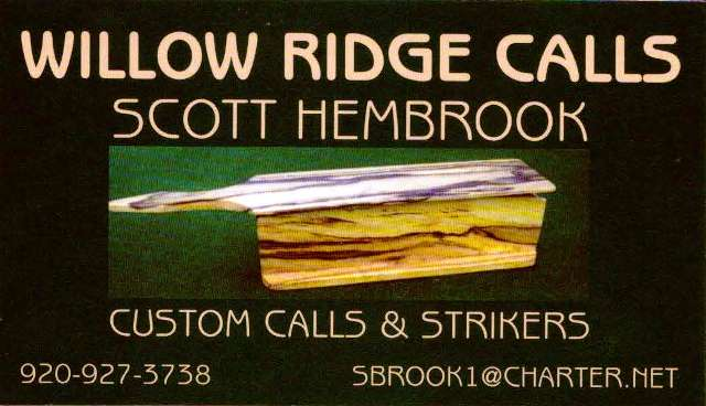 Willow-Ridge-Calls-business-card