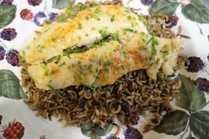 Wild Turkey Kiev – Recipe