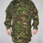 woodland combat jacket