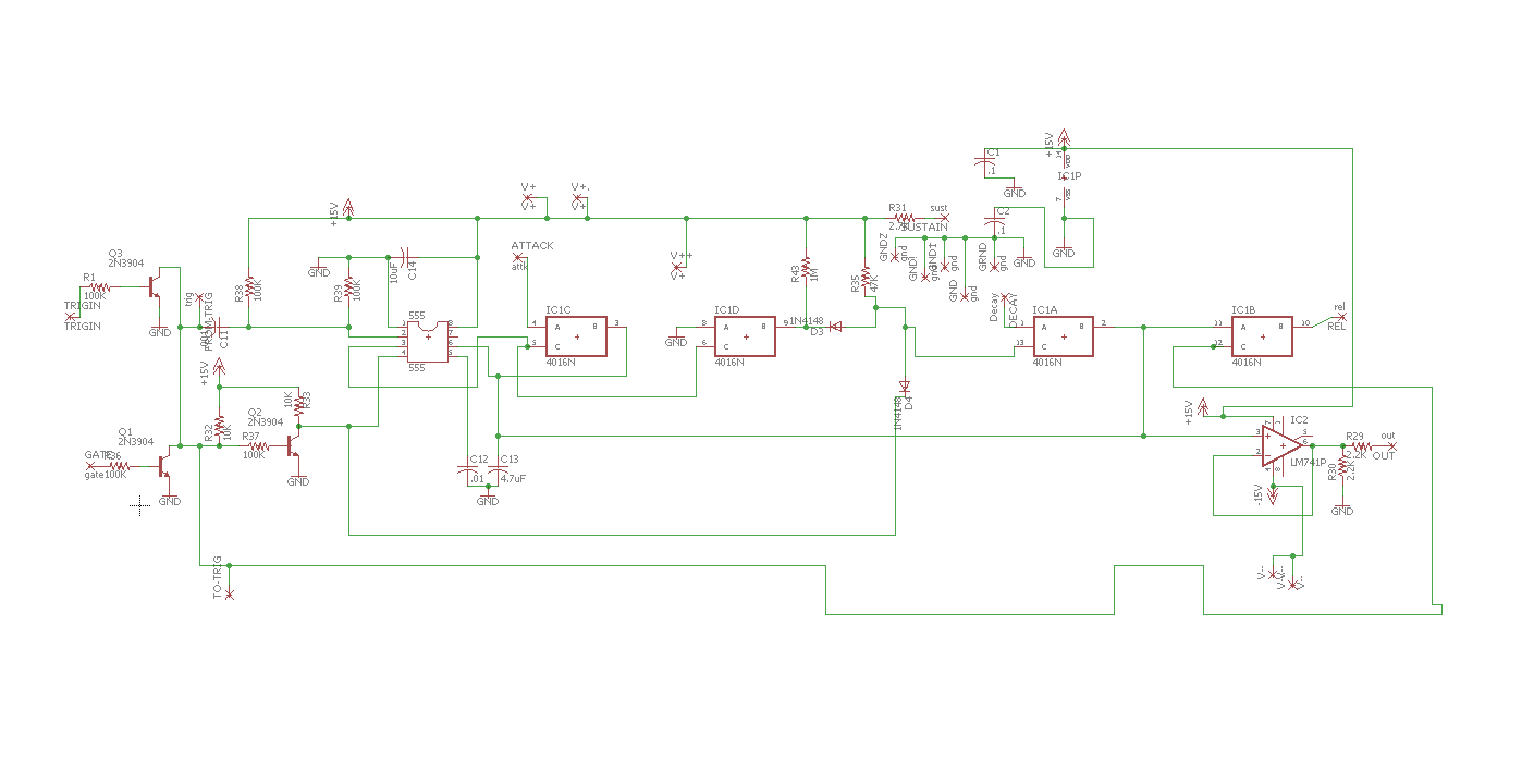 hight resolution of  speak to him and get to know him a tiny bit while he was alive he was super friendly and enthusiastic john gave me permission to post this schematic
